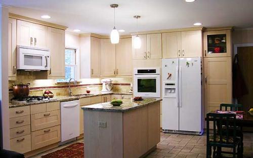 before and after budget friendly austin kitchen remodeling project kettler austin inc. Black Bedroom Furniture Sets. Home Design Ideas