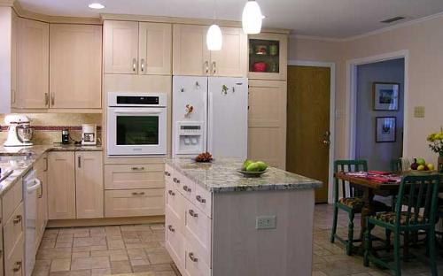 Before and After - Budget Friendly Austin Kitchen Remodeling Project ...