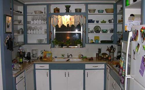 Before. Before and After   Budget Friendly Austin Kitchen Remodeling